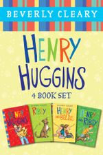 Henry Huggins 4-Book Set - Beverly Cleary