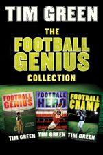 The Football Genius Collection : Football Champ, Football Genius, Football Hero - Tim Green