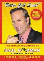 Better Call Saul : The World According to Saul Goodman - David Stubbs