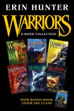 Warriors 6-Book Collection with Bonus Book: Enter the Clans : Books 1-6 Plus Enter the Clans - Erin Hunter