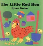 Little Red Hen Big Book - Byron Barton