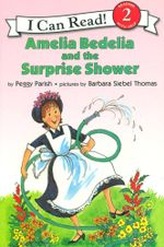 Amelia Bedelia and the Surprise Shower : Play Ball, Amelia Bedelia Book and CD - Peggy Parish