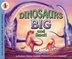 Dinosaurs Big and Small - Kathleen Weidner Zoehfeld