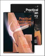 Practical Australian Carpentry Book 1 + 2 - Jack Barrington