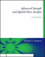 Advanced Strength and Applied Stress Analysis - Richard G. Budynas