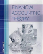 Financial Accounting Theory - Craig Deegan