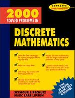 2000 Solved Problems in Discrete Mathematics - Seymour Lipschutz