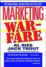 Marketing Warfare - Al Ries
