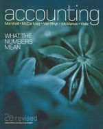 Accounting : What the Numbers Mean - David H. Marshall