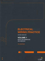 Electrical Wiring Practice Volume 1+2 : A Thames & Kosmos Book - Keith Pethebridge