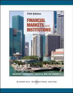 Financial Markets and Institutions : Securities, Futures, and Banking - Anthony Saunders
