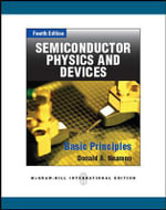 Semiconductor Physics and Devices : Basic Principles - Donald A. Neamen