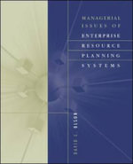 Managerial Issues of Enterprise Resource Planning Systems - David L. Olson