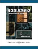 Microelectronics : Circuit Analysis and Design - Donald A. Neamen