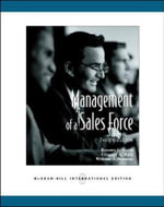 Management of a Sales Force : Rosann L - Rosann L. Spiro