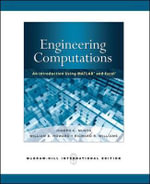 Engineering Computation : An Introduction Using MATLAB and Excel - William E. Howard
