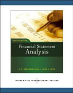 Financial Statement Analysis : Chapters 1-17 - K. R Subramanyam