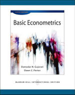 Basic Econometrics : A Life Cycle Approach by Gordon Grant, ISBN 978033... - Damodar N. Gujarati