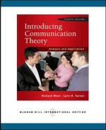 Introducing Communication Theory : Analysis and Application - Richard L. West