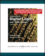 Fudamentals of Digital Logic with VHDL Design with CD-ROM - Stephen Brown