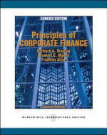 Principles of Corporate Finance, Concise - Richard A. Brealey