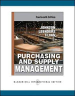 Purchasing and Supply Management : with 50 Supply Chain Cases - P. Fraser Johnson