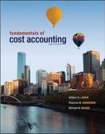 Fundamentals of Cost Accounting - William N. Lanen