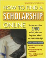 How to Find a Scholarship Online : No More Walls - Shannon R. Turlington