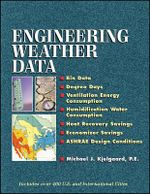 Engineering Weather Data : Managing and Preparing Environmental Impact Statem... - Michael J. Kjelgaard