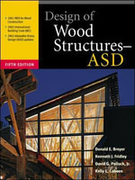 Design of Wood Structures - ASD - Donald E. Breyer