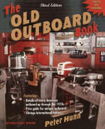 The Old Outboard Book - Peter Hunn