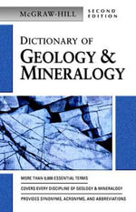 Dictionary of Geology and Mineralogy : McGraw-Hill Dictionary of - McGraw-Hill