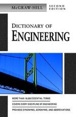 Dictionary of Engineering - McGraw-Hill