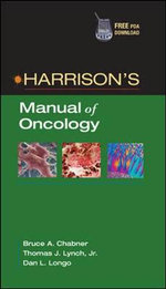 Harrison's Manual of Oncology - Henry F. Korth