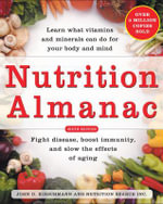 Nutrition Almanac - John D. Kirschmann