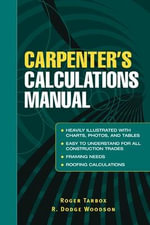 Carpenter's Calculations Manual - Roger Tarbox