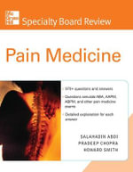 Pain Medicine : Witchcraft and the Reinvention of Development in N... - Pradeep Chopra
