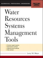 Water Resource Systems Management Tools - Larry W. Mays