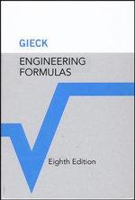 Engineering Formulas - Kurt Gieck