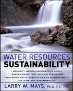 Water Resources Sustainability - Larry W. Mays