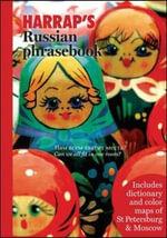 Harrap's Russian Phrasebook - Alexandra Borodulina