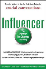 Influencer : The Power to Change Anything - Kerry Patterson