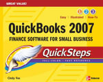 QuickBooks QuickSteps 2007 - Cindy Fox