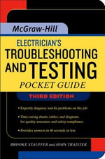 Electrician's Troubleshooting and Testing Pocket Guide - H. Brooke Stauffer