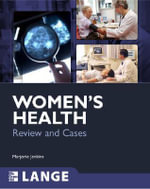 Women's Health :  Review And Cases - Marjorie Jenkins