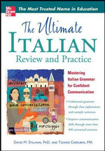 The Ultimate Italian Review and Practice - Mediatheque Publishing