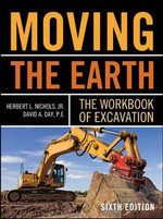 Moving The Earth : 6th Edition - Herbert Lownds Nichols