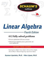 Schaum's Outline of Linear Algebra Fourth Edition - Seymour Lipschutz