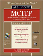 MCITP Windows Vista Support Technician All-in-one Exam Guide : Exams 70-620, 70-622, and 70-623 - Darril Gibson