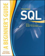 SQL : A Beginner's Guide - Andy Oppel